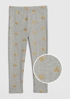 Gap Toddler Stripe Stretch Jersey Leggings