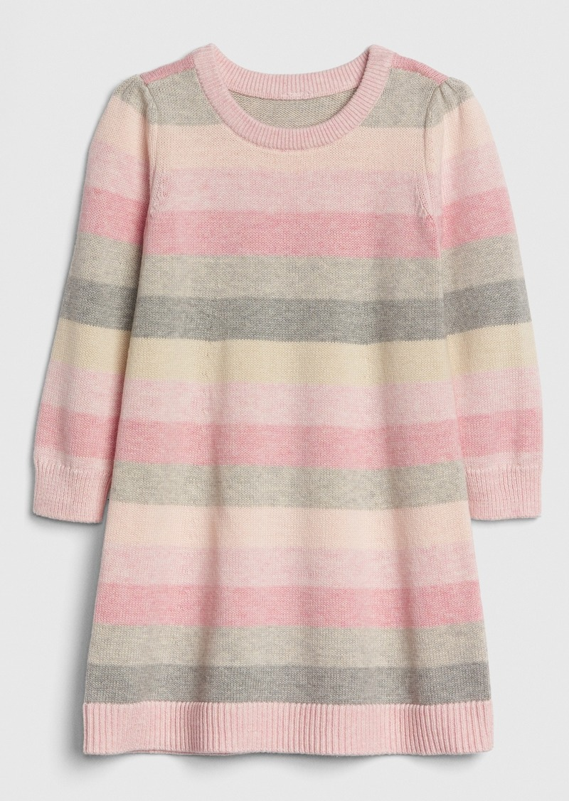 Gap Toddler Stripe Sweater Dress