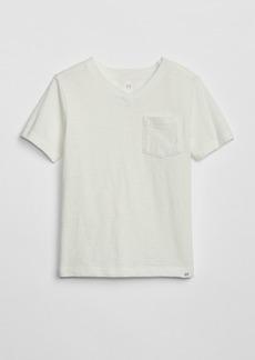 Gap Toddler V-Neck Short Sleeve T-Shirt