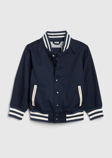 Gap Toddler Varsity Bomber Jacket