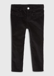 Gap Toddler Velvet Super Skinny Jeans