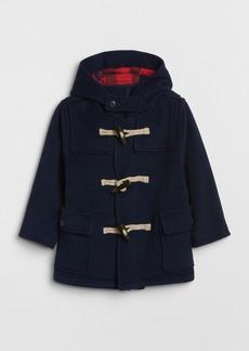 Gap Toddler Wool-Blend Toggle Coat