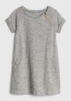 Gap Toddler Zip Short Sleeve Dress