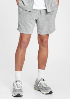 Gap Towel Terry Shorts