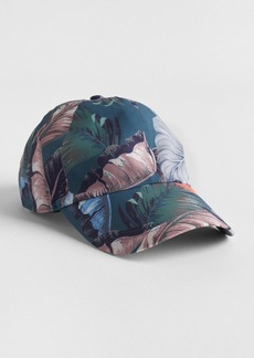 Gap Tropical Print Baseball Hat
