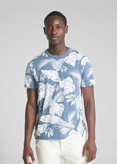 Gap Tropical Print Classic T-Shirt