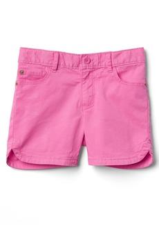 Gap Twill midi shorts