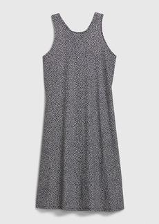 Gap Twist-Back Tank Dress
