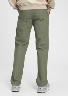 Utility Pants in Straight Fit with GapFlex