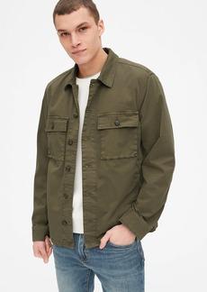 Gap Utility Shirt Jacket