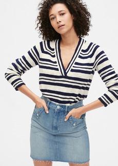 Gap V-Neck Sweater Tunic