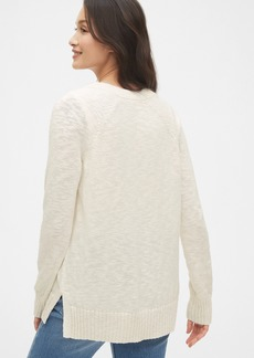 Gap V-Neck Sweater Tunic