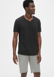 Gap Vintage Slub Jersey V T-Shirt
