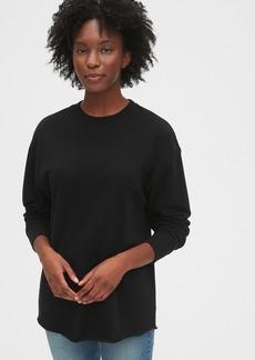 Gap Vintage Soft Curved Hem Tunic Sweatshirt