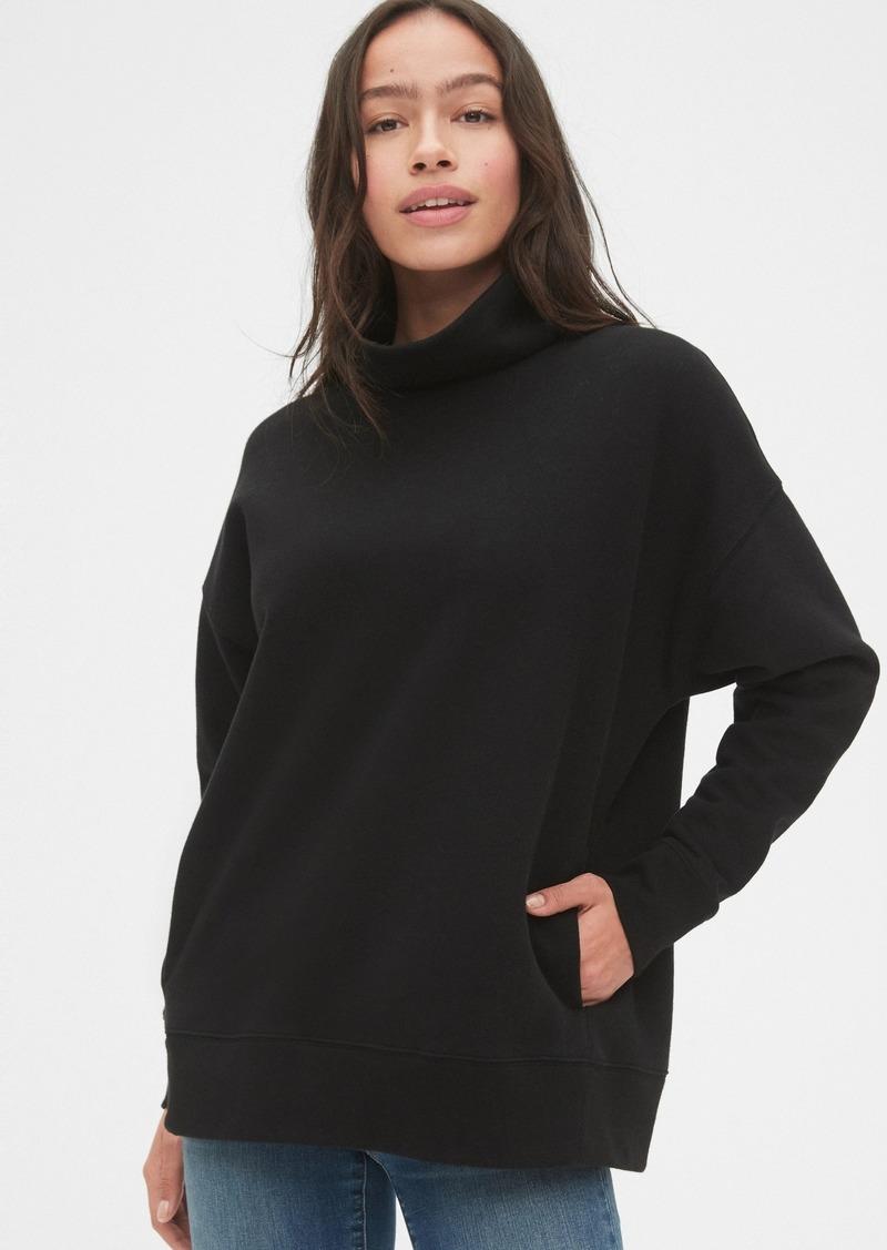 Gap Vintage Soft Funnel-Neck Sweatshirt