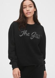 Vintage Soft Gap Logo Crewneck Sweatshirt