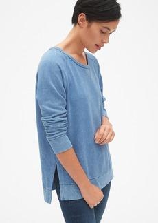 Gap Vintage Soft Pullover Sweatshirt Tunic