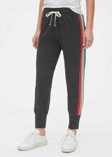 Gap Vintage Soft Side-Stripe Joggers