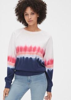 Gap Vintage Soft Tie-Dye Crewneck Sweatshirt