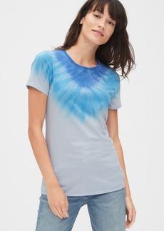 Gap Vintage Wash Print Crewneck T-Shirt