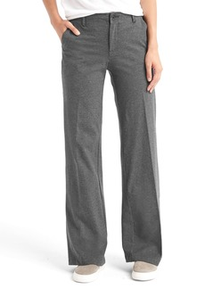 Gap Wide-leg knit pants
