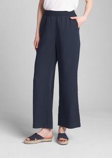Gap Wide-Leg Pants with Smocked Waist in TENCEL&#153