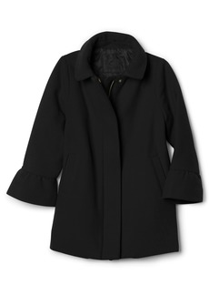 Gap Wool bell-sleeve coat