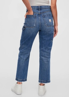 Gap Workforce Collection High Rise Carpenter Jeans