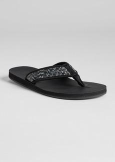 Gap Woven Flip Flops
