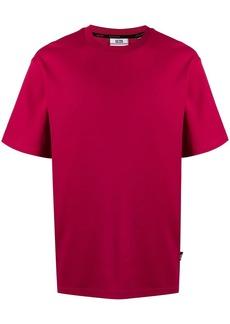 GCDS banana print short-sleeve T-shirt