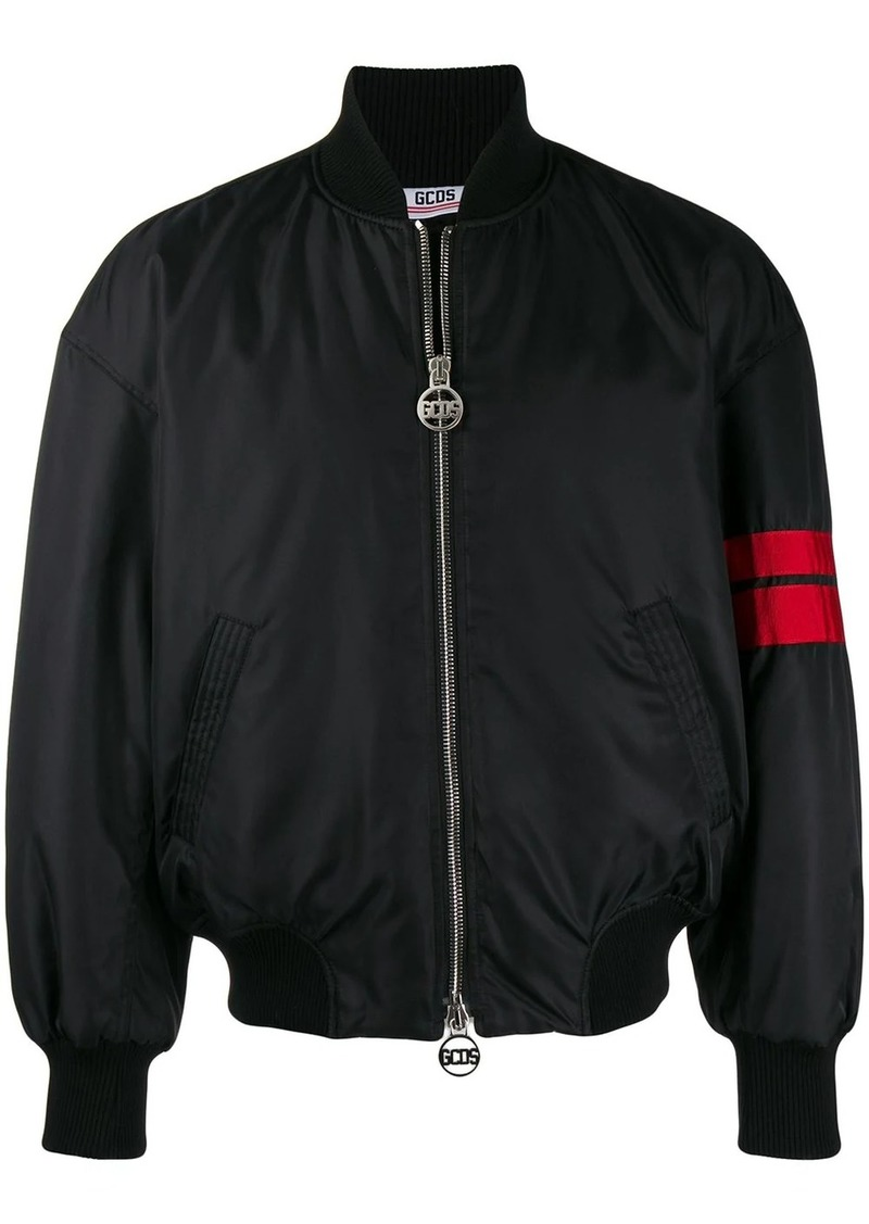 GCDS fitted bomber jacket