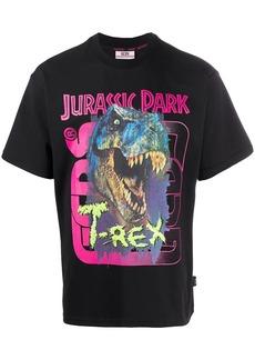 GCDS Jurassic Park T-Rex print T-shirt