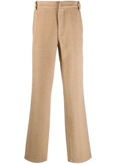 GCDS straight-leg trousers