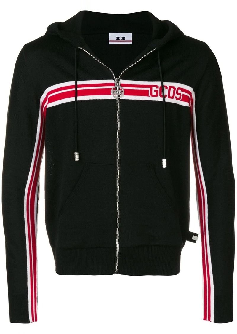 GCDS zipped up sport jacket