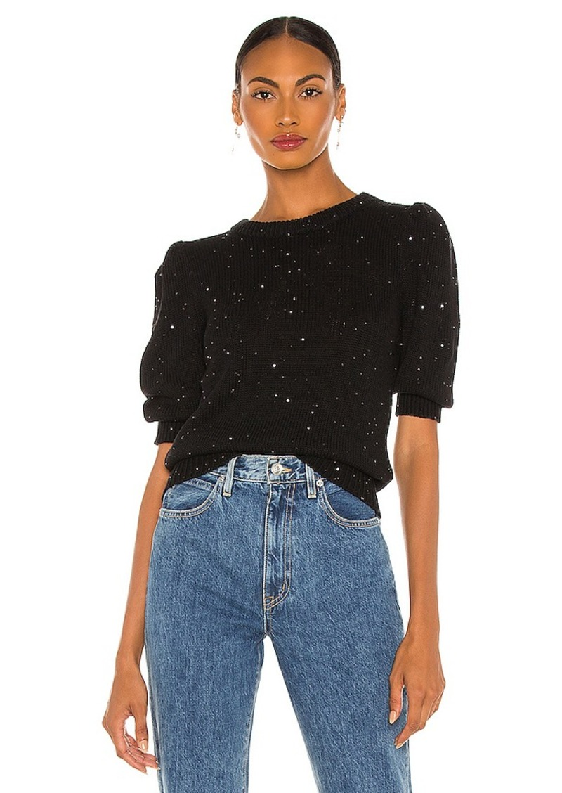 Generation Love Mia Sequin Sweater Top
