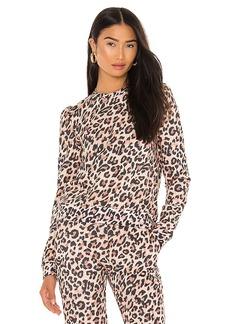 Generation Love Tabitha Leopard Sweatshirt