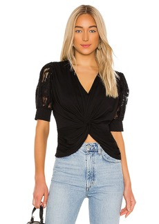 Generation Love Vanessa Lace Top