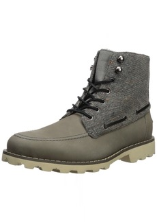 Generic Man Generic Surplus Men's Mojave Mixed Material Lace-up Boot