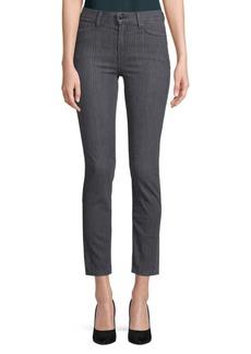 Genetic Denim Audrey High-Rise Ankle Jeans