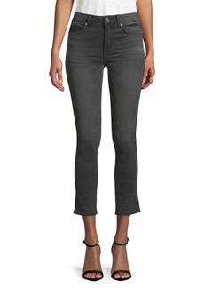 Genetic Denim Elle High-Waist Ankle Skinny Jeans