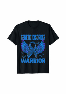 Genetic Denim Genetic Disorder Awareness genetic disorders Related Royal B T-Shirt