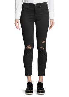 Genetic Denim Runaway Cropped Jeans