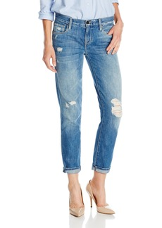 Genetic Denim Genetic Women's Alexa Skinny Straight Crop Jean in Cruise