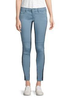 Genetic Denim Hyde Mid-Waist Moto Jeans
