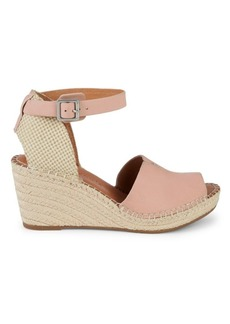 Gentle Souls Celisse Espadrille Wedge Sandals
