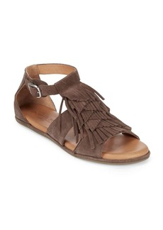 Gentle Souls Beverly Leather Flat Sandals