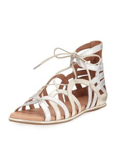 Gentle Souls Break My Heart Flat Gladiator Sandal