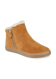 Gentle Souls by Kenneth Cole Carter Genuine Shearling Lined Bootie (Women)