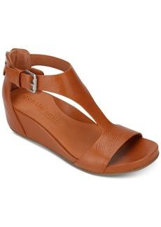 Gentle Souls by Kenneth Cole Women's Gisele Wedge Sandals Women's Shoes