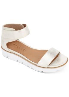 Gentle Souls by Kenneth Cole Women's Lavern Easy Strap Platform Sandals Women's Shoes